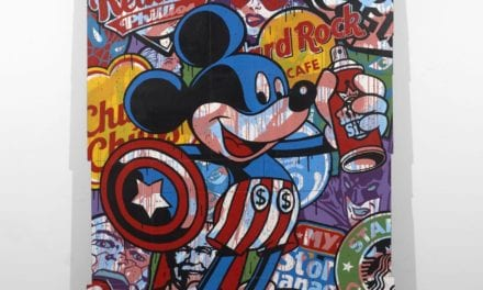 Le Street Art : de la rue vers les salles des ventes