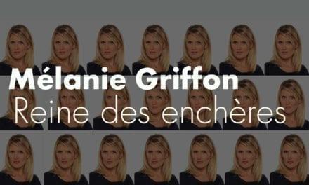 Mélanie Griffon, reine des enchères sur France 2