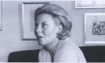 Vente de la collection Michèle Morgan: ce qui admirait «les plus beaux yeux du cinéma».