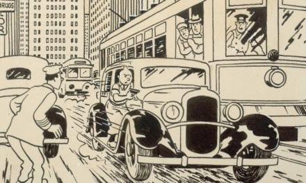 [RENCONTRE] L'expert en BD Eric Leroy présente une exceptionnelle encre d'Hergé