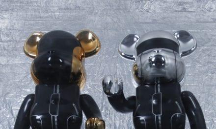 Sur la scène des enchères : FauveParis organise une vente 100% Daft Punk