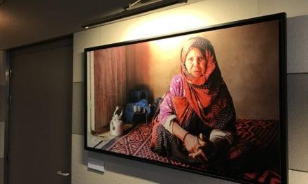 Exposition « Sur la route » avec Aïda Touihri