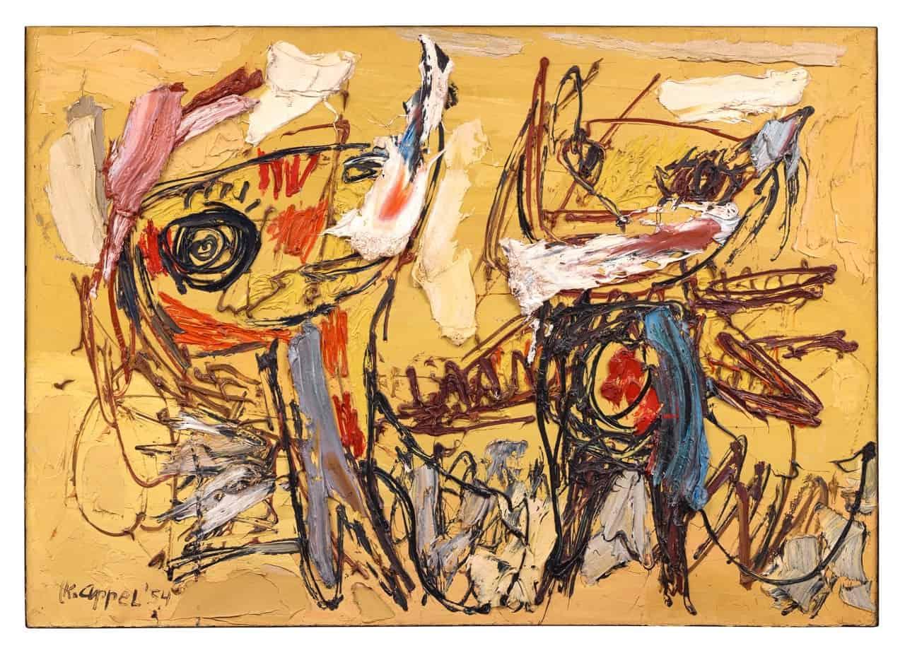 Karel Appel auctionlab enchères