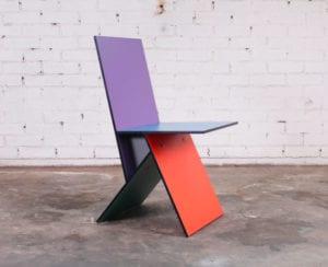 design enchères chaise ikea vibert