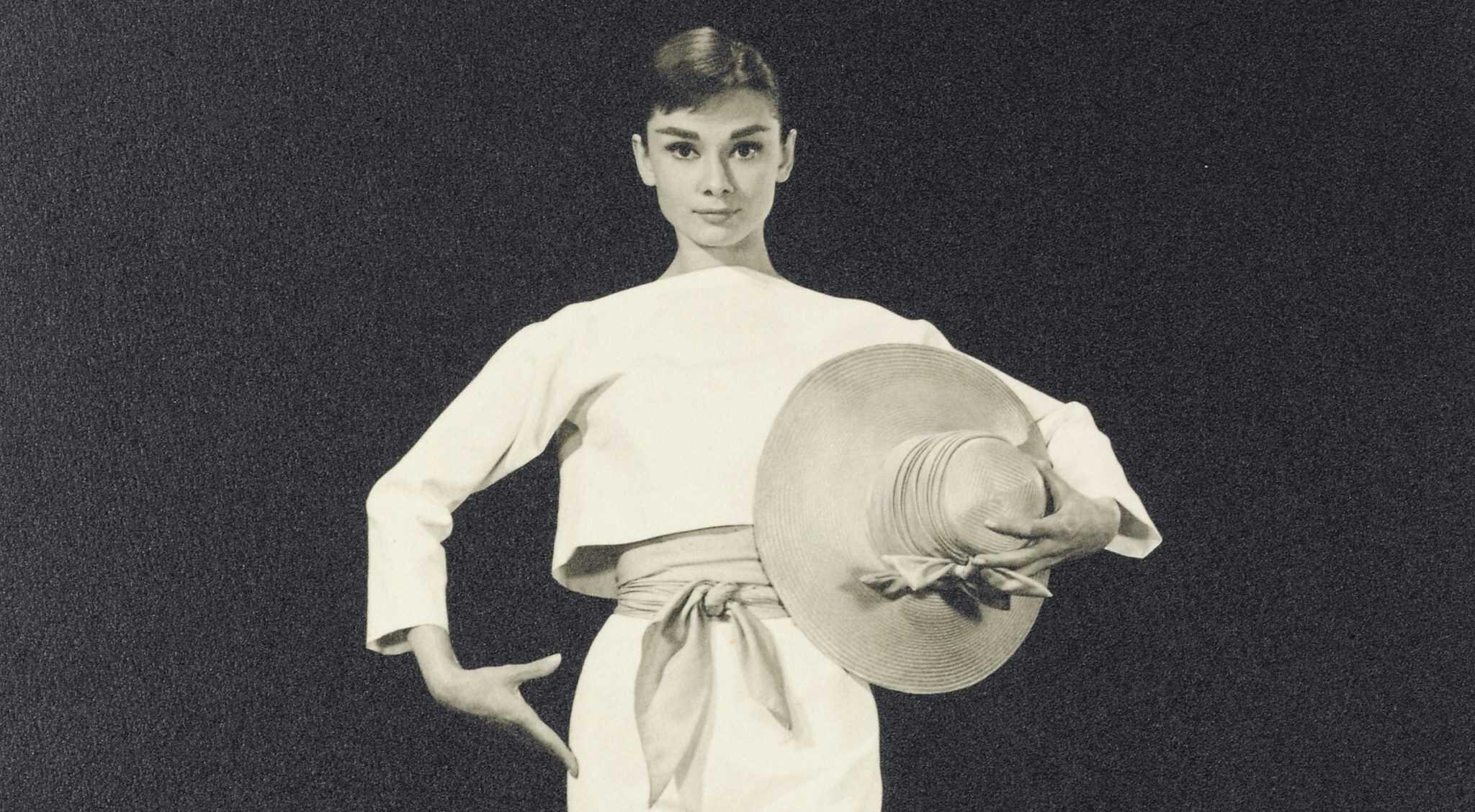 Audrey Hepburn enchères Christie's