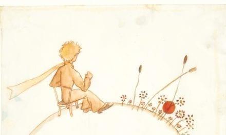 Les dessins inédits du « Petit Prince »  seront-ils rois aux enchères ?