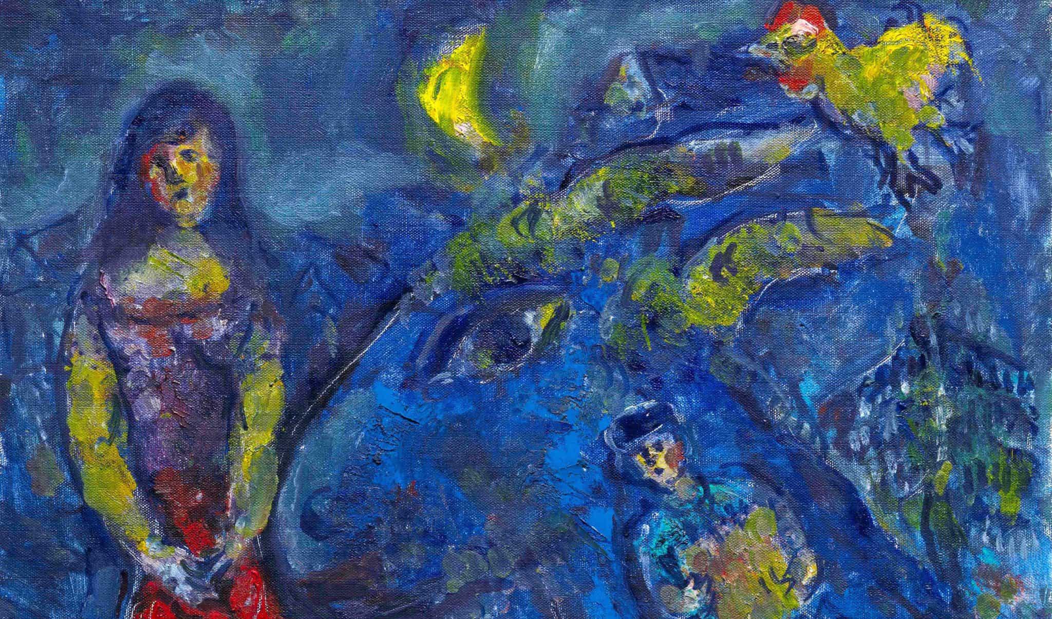 Chagall enchères Monaco