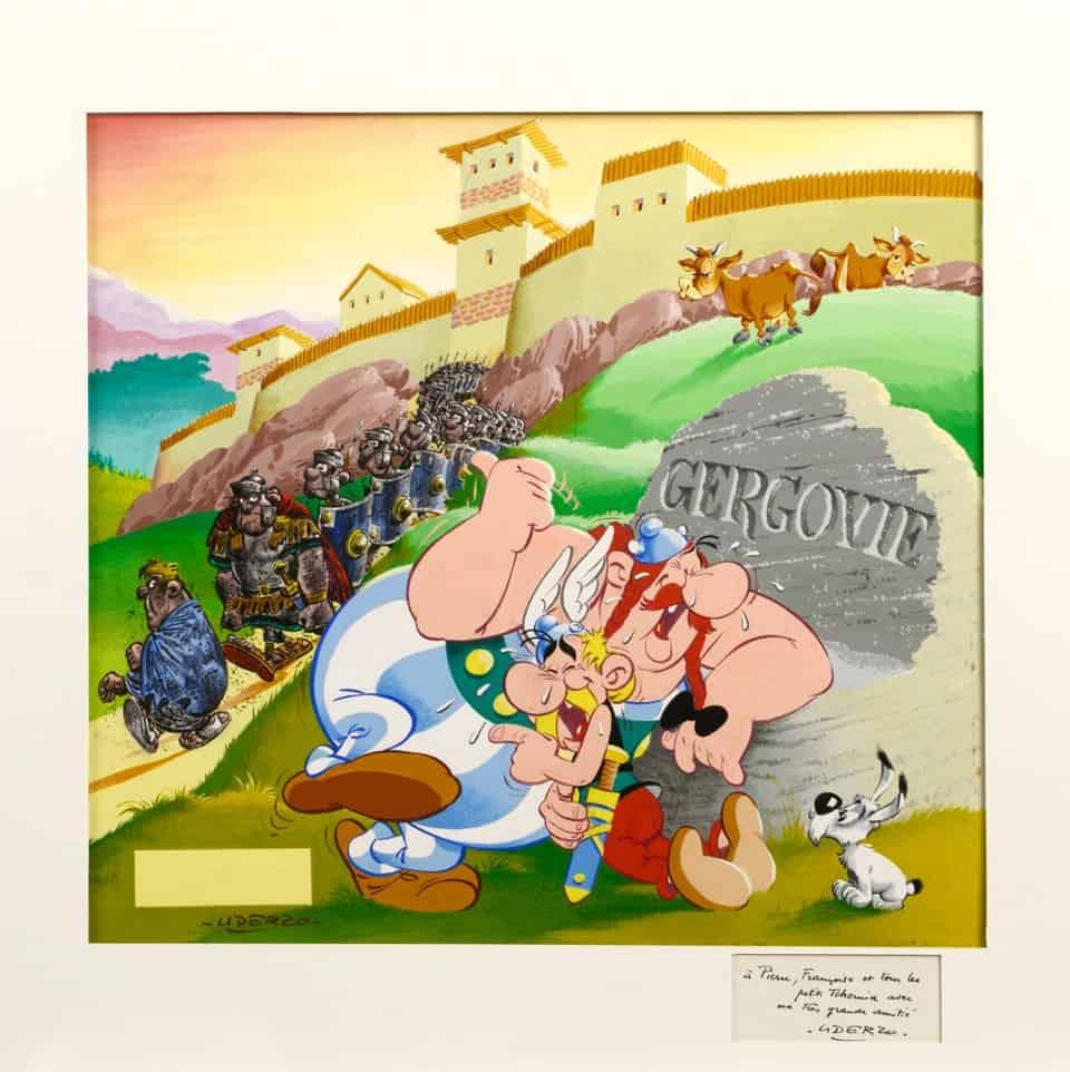 Pierre Tchernia bandes dessinées BD télévision enchères