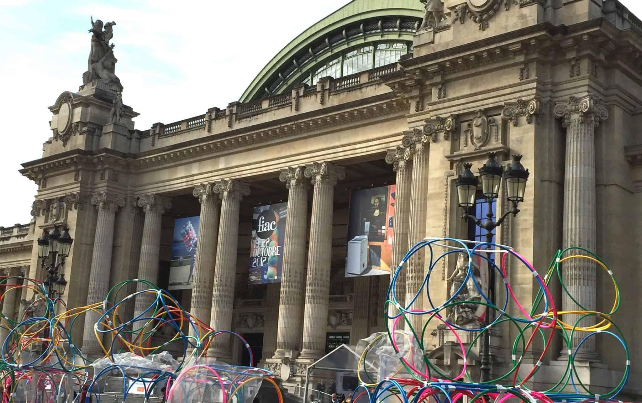vente d'art contemporain semaine de la FIAC 2017