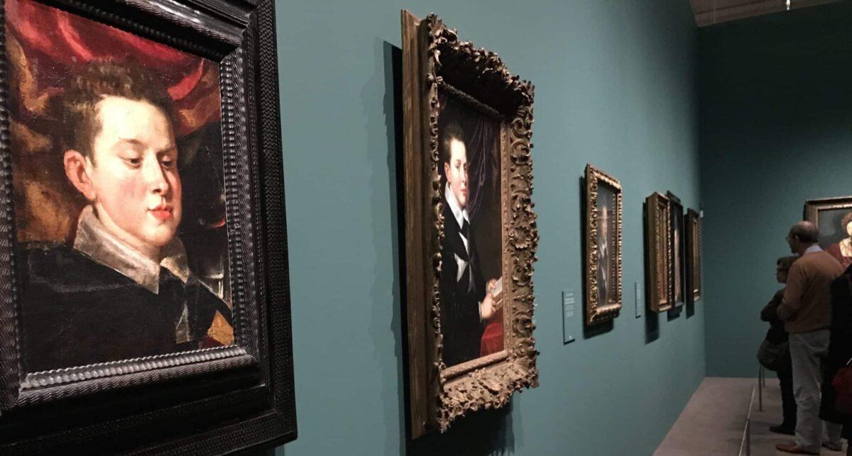 galerie portrait Musée luxembourg marie de médicis