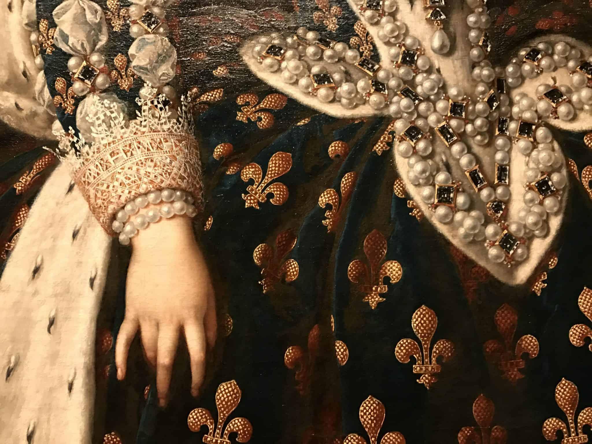 Marie de Médicis expo Rubens portraits princiers