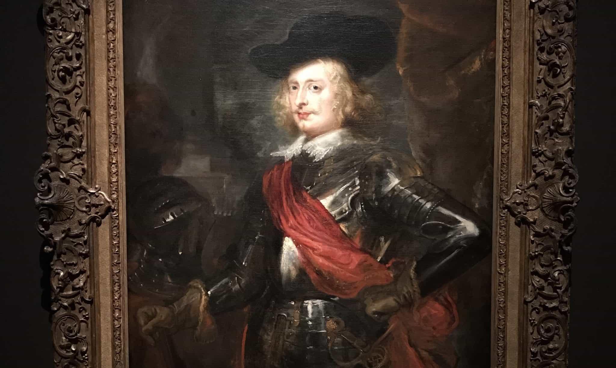 expo Rubens portraits princiers musée luxembourg paris