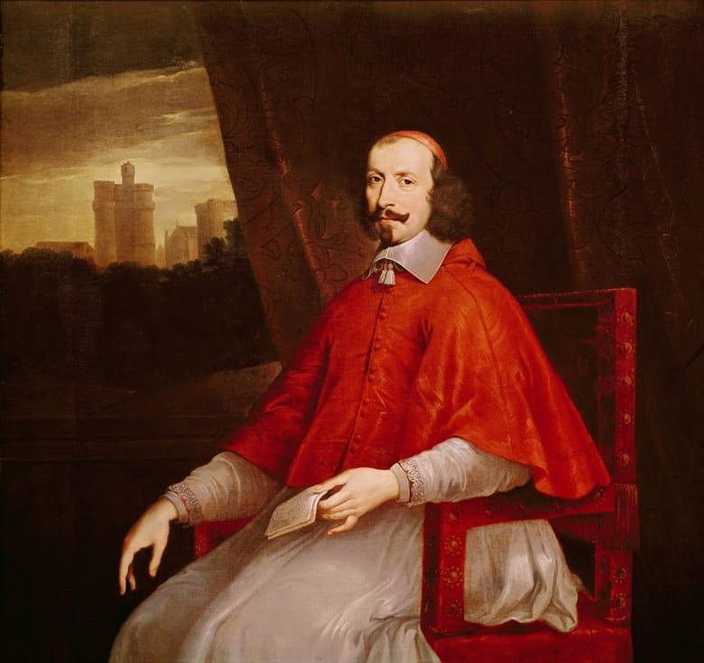 cardinal mazarin philippe de champaigne enchere diamant rose auctionlab news. Black Bedroom Furniture Sets. Home Design Ideas