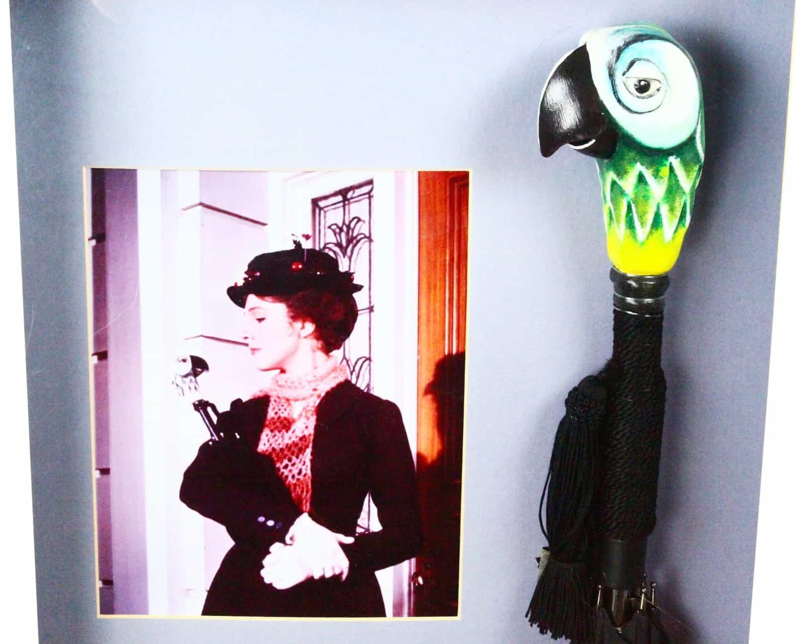 parapluie de Mary Poppins aux enchères