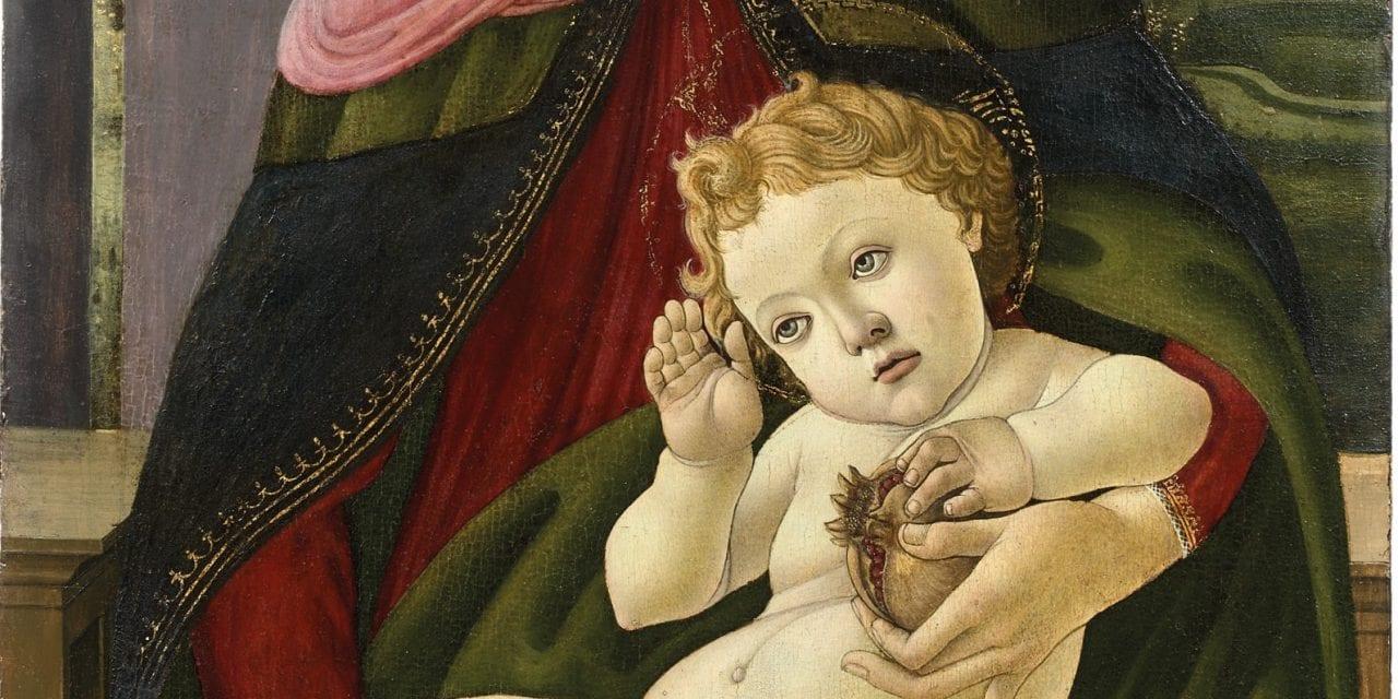 Un Botticelli aux enchères à Drouot