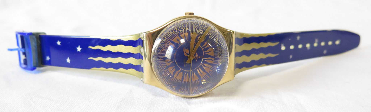 Collection 250 montres swatchs aux enchères Hocus Pocus