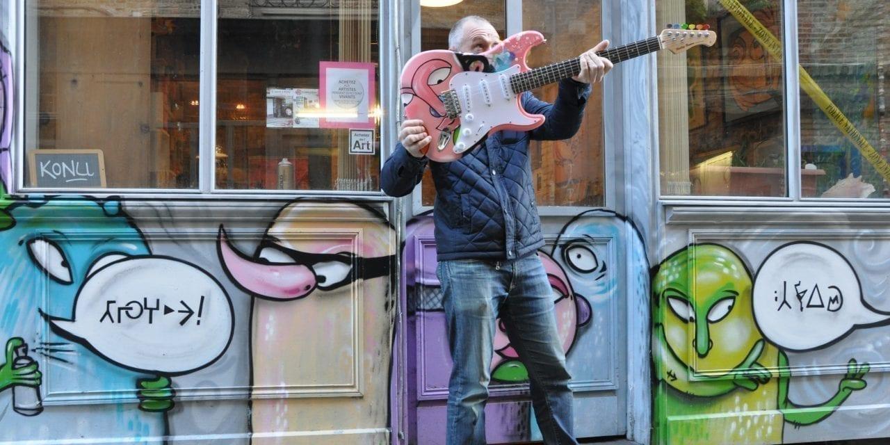 Quand street art et enchères s'associent pour la bonne cause