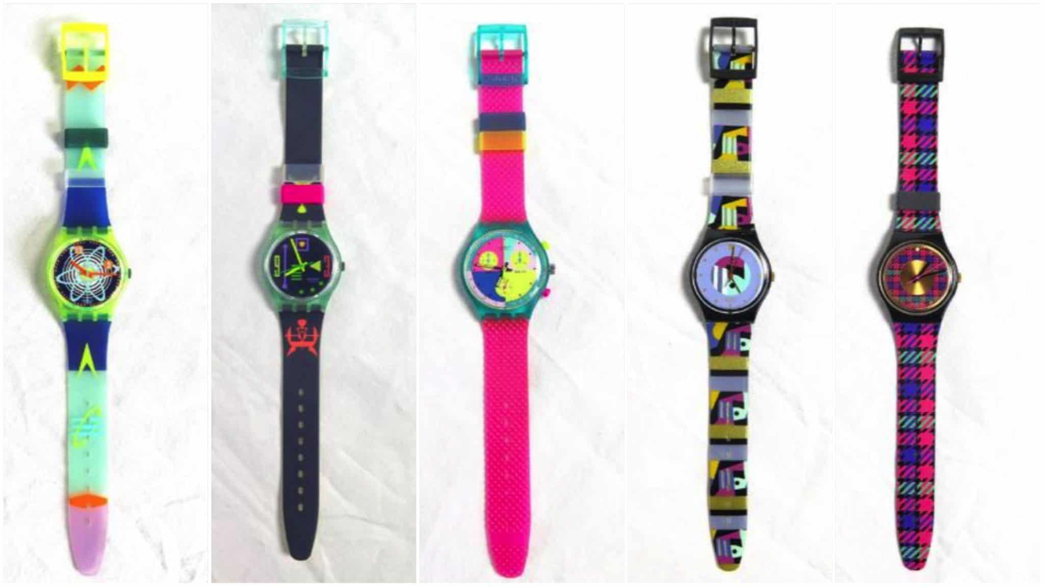 montre swatch enchères