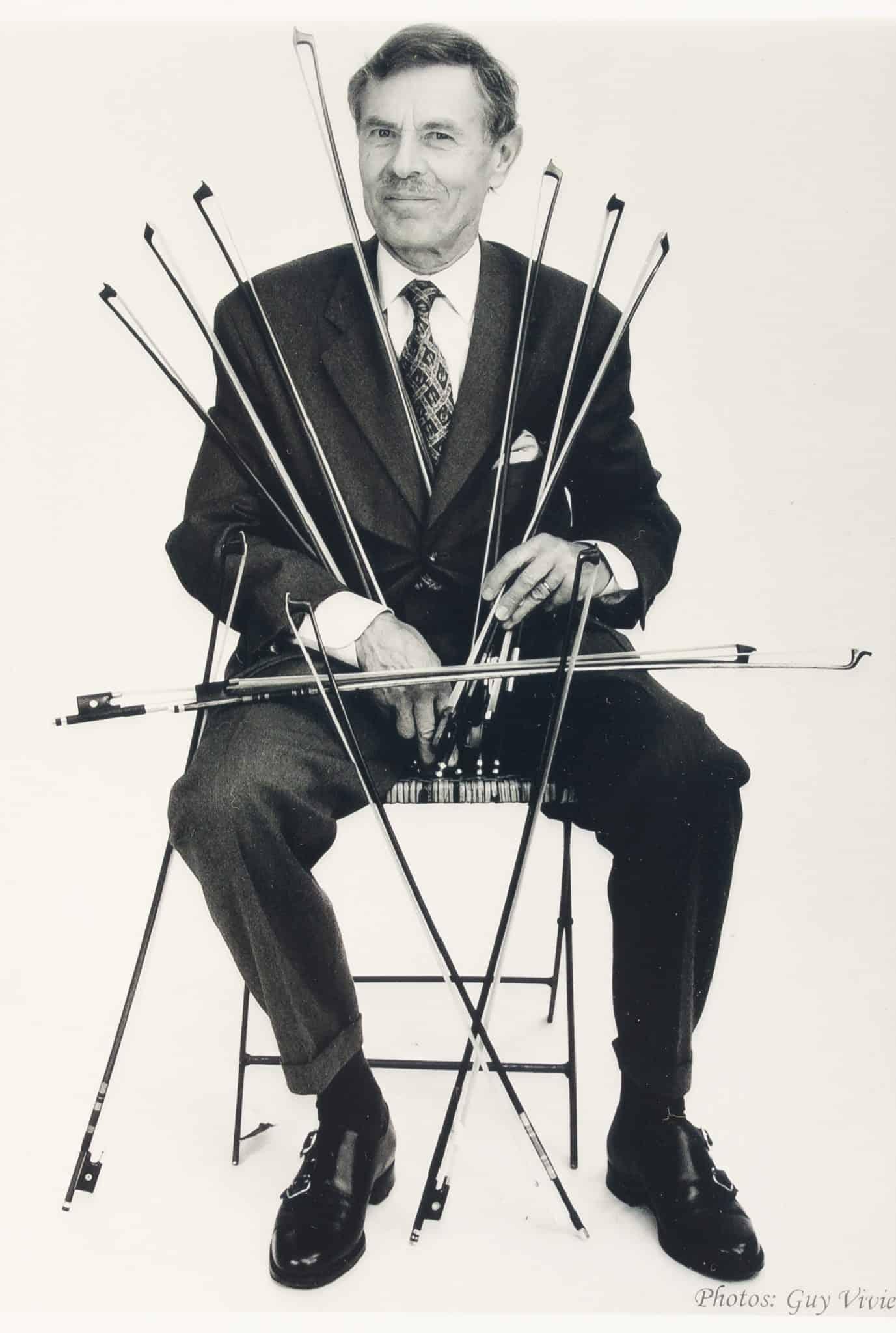 Bernard Millant collection violoncelles archers Vichy enchères