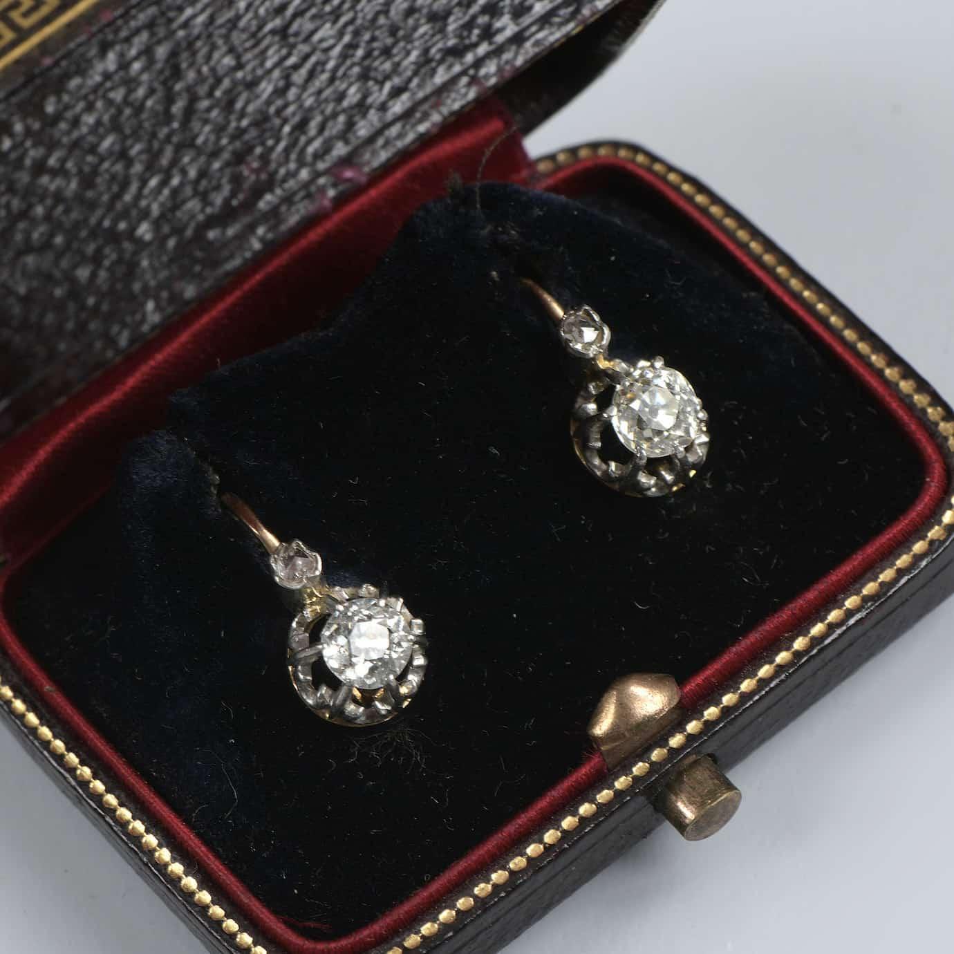 dormeuses diamant expert Flandrin