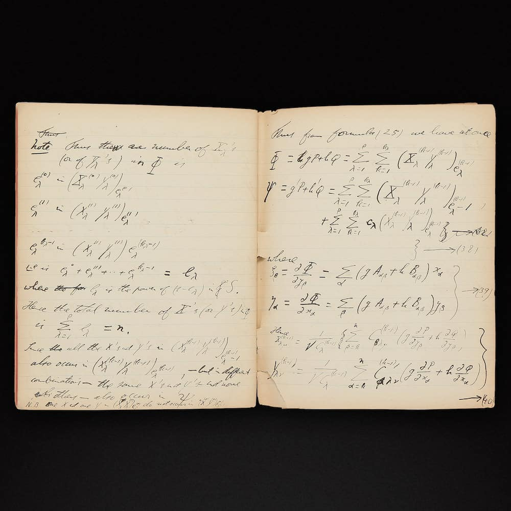 maths alfred north enchères
