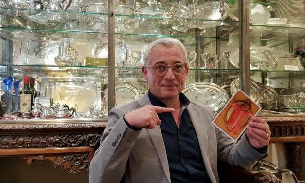 [BIJOUX] : Paul-Louis Flandrin, un expert à la loupe