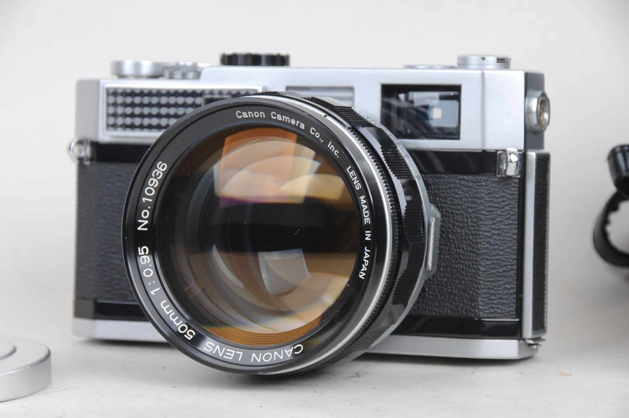 canon model encheres appareils photo