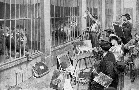 Paul Jouve peintre animalier enchères