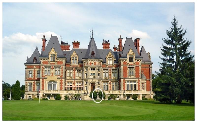 chateau cordeliere statuaire