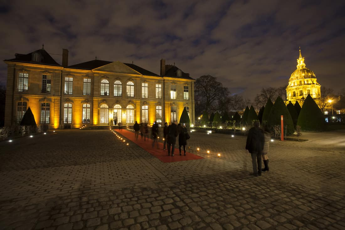 soirée Love Musée Rodin 1402