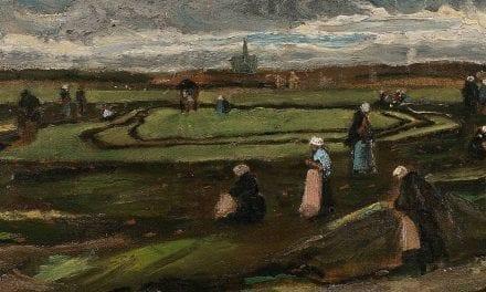 Une peinture exceptionnelle de Van Gogh aux enchères à Paris !