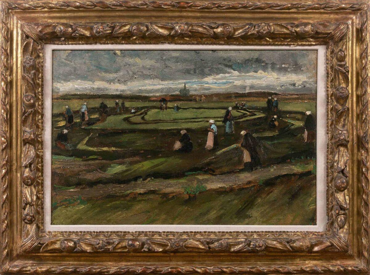Van Gogh aux enchères à Paris
