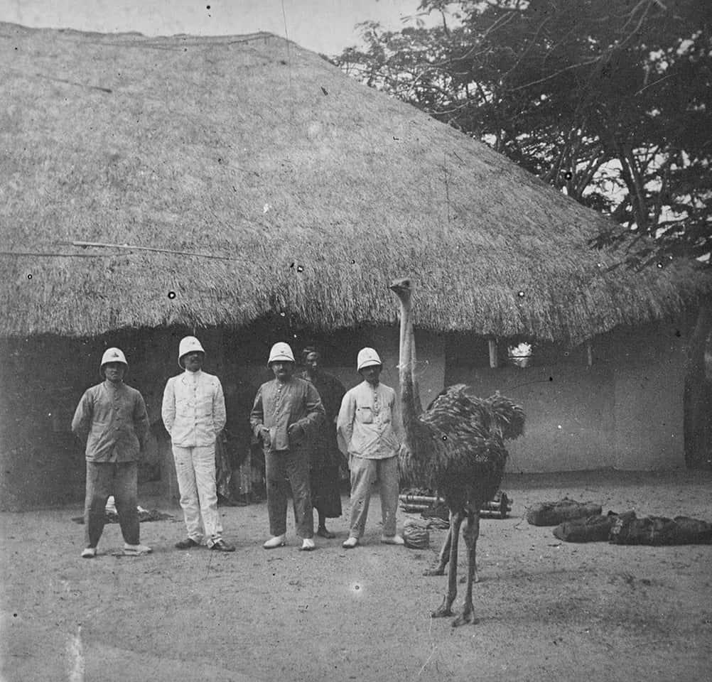 administrateur en chef des colonies en Afrique de l'ouest