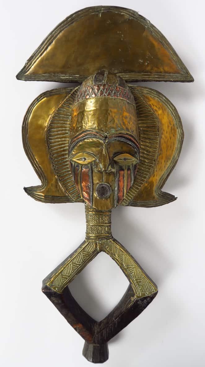 Art Africain Reliquaire Kota Ndassa aux enchères