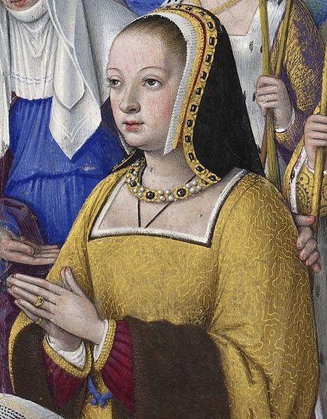 Reliquaire Anne de Bretagne a été retrouvé