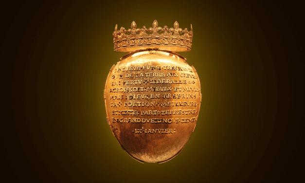 L'histoire fabuleuse du reliquaire d'Anne de Bretagne