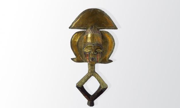 Ivoire Toulouse lève le masque sur une figure de reliquaire pour la première fois aux enchères