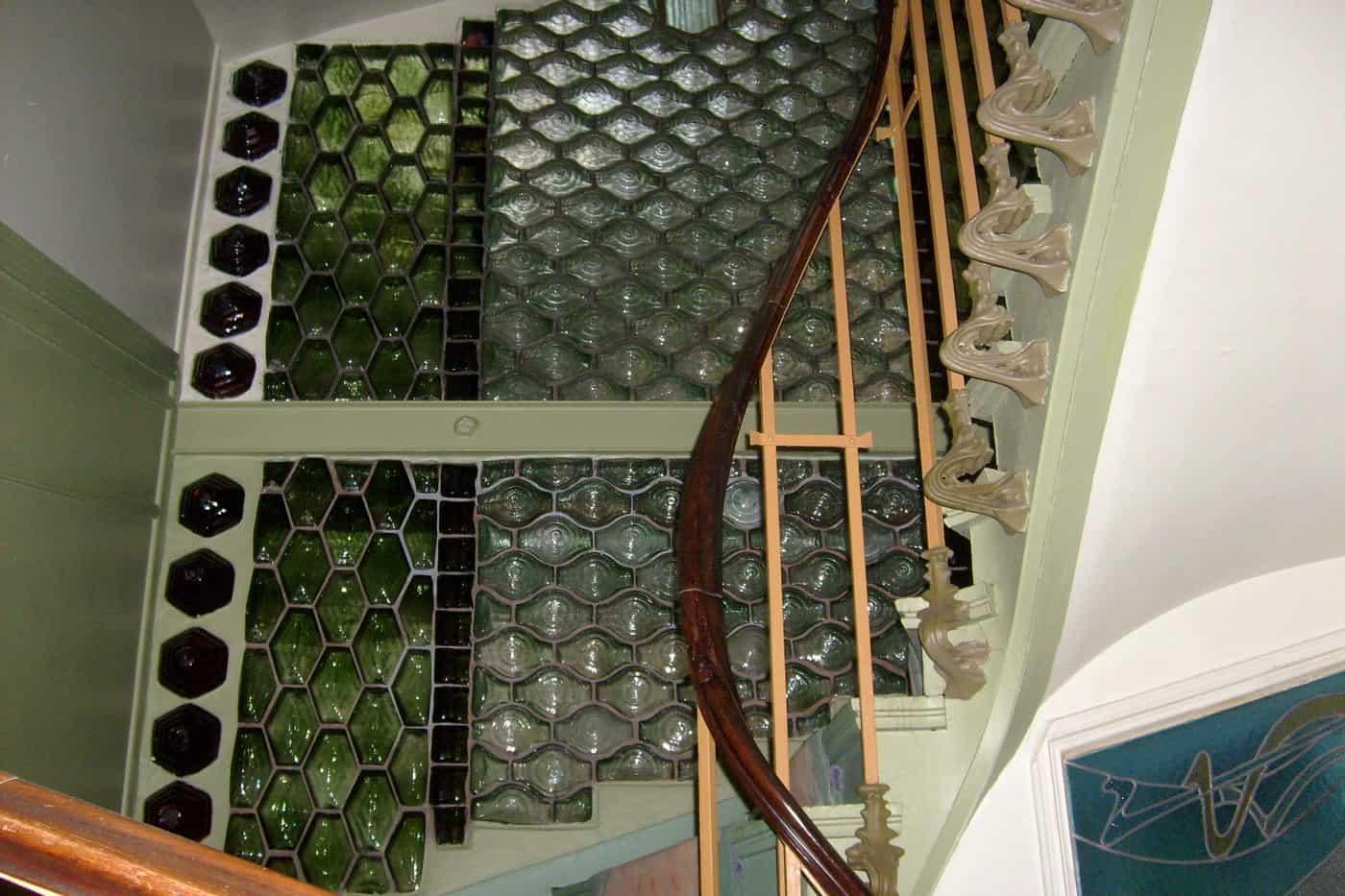 escalier castel berranger
