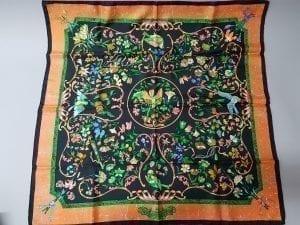 carré hermès cadeau mariage royal