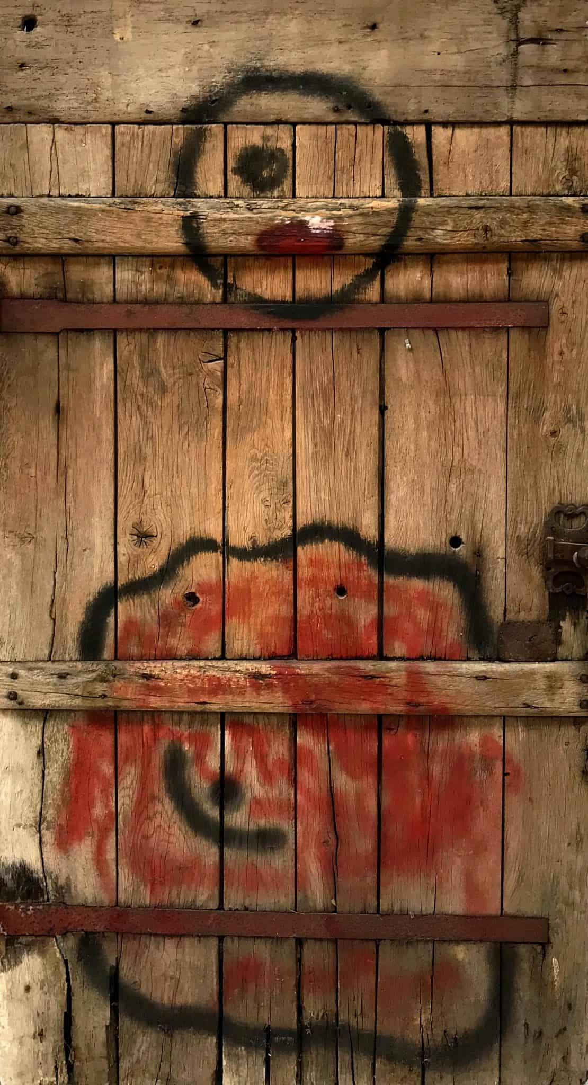 palissade graffiti enchères