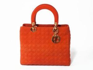 Lady Dior sac diana