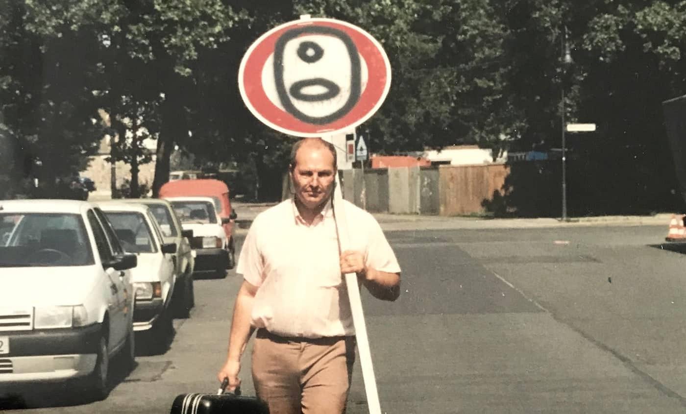 premier street artiste du monde histoire du Graff