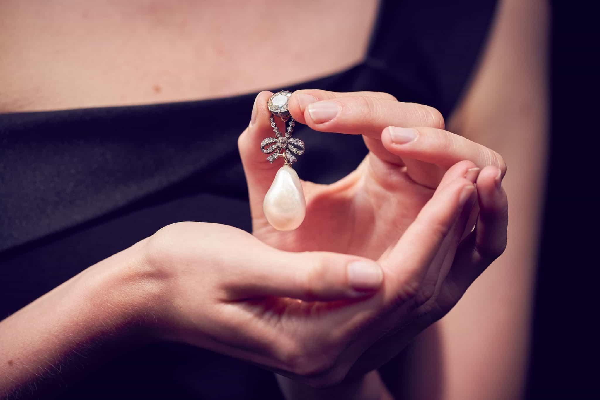 enchères bijoux Marie-Antoinette