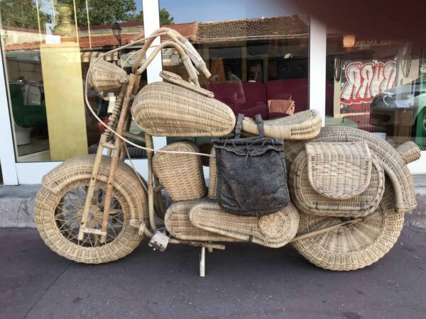 Tom Dixon - Harley Davidson