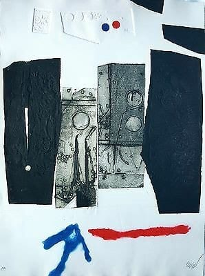 Antoni Clavé : L'art contemporain
