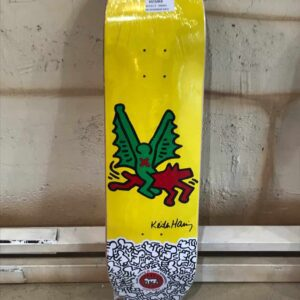 Keith Haring - Skate board Collector 1 - Circa 2008