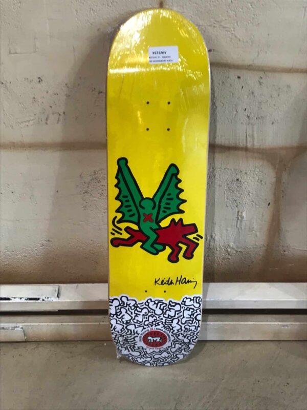 Keith Haring - Skate board Collector 1 - Circa 2008