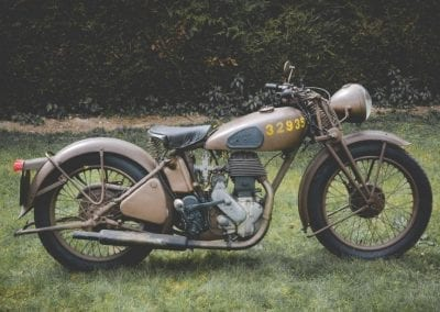 Norton Big Four 1941- Estimation 6000:7500€