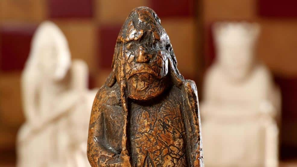 Viking Chess Piece Sells More Than 900,000 $