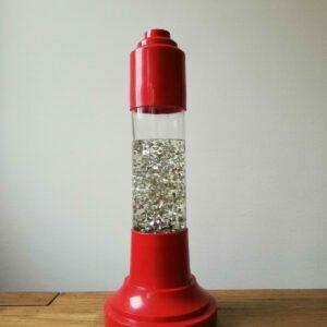 Lampe 7à à Paillettes